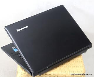 Jual Laptop Gaming Lenovo B40-80 Core i3 Dual VGA Bekas Banyuwangi