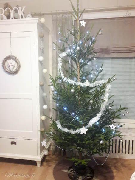 joulukuusi koti jouluaatto