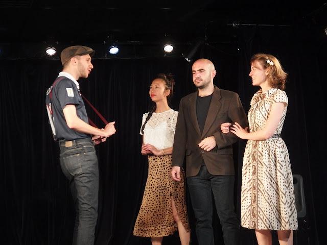 Vaincre sa timidité avec les cours de théâtre à Paris : Avenue de Spectacle