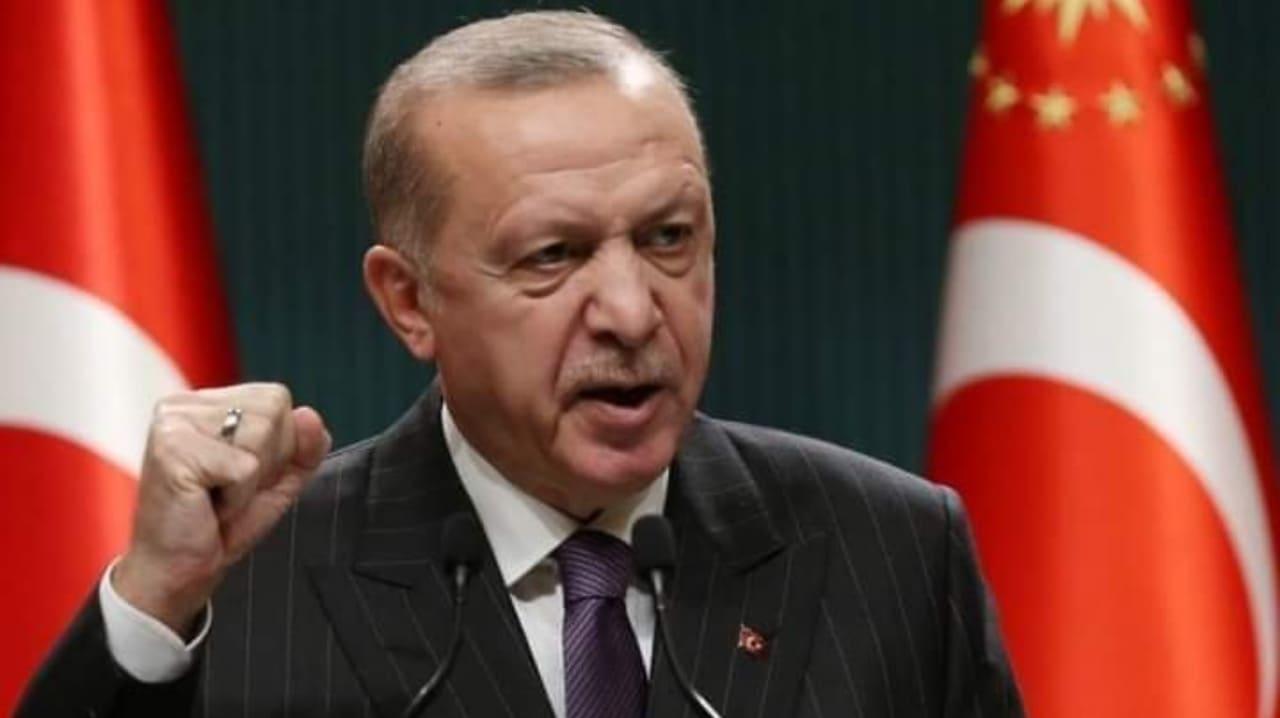 """Erdogan: Israel """"Negara Pelacuran"""" Dan Dunia Harus Menghentikan Kebrutalannya"""