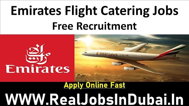 Emirates Flight Catering Careers In Dubai – UAE 2020