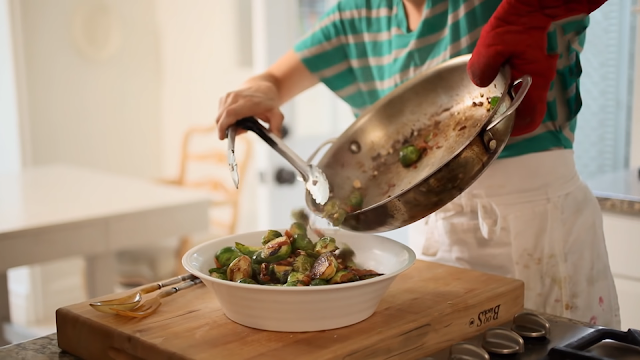Brussels Sprouts Thanksgiving
