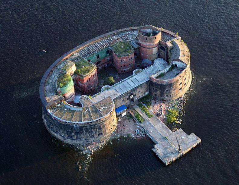 La fortaleza Alexander en San Petersburgo | Rusia