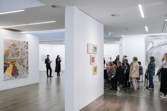 Robert Fleck, Kunstakademie Düsseldorf, Renata Jaworska,