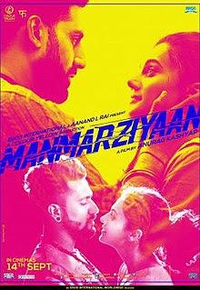 Download Manmarziyaan (2018) Hindi Full Movie HDRip 720p [1GB]