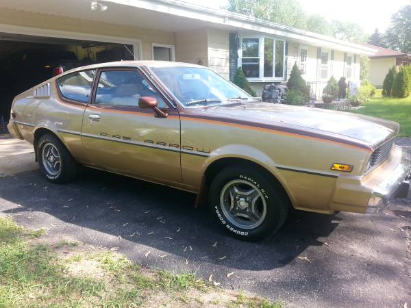 Craigslist N Ms >> Daily Turismo: The Hunger Games: 1980 Plymouth Fire Arrow