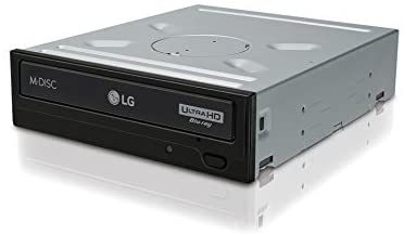 Review LG WH16NS60 Blu-ray/DVD Writer Optical Drive