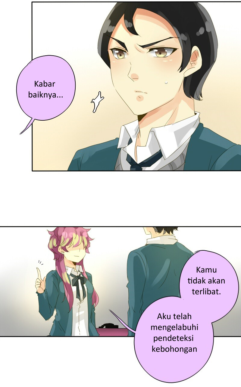Webtoon UnOrdinary Bahasa Indonesia Chapter 28