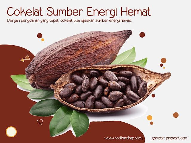 Cokelat Sumber Energi Hemat