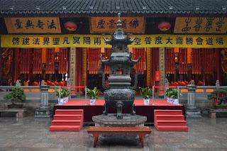 Jade buddha temple à Shanghai