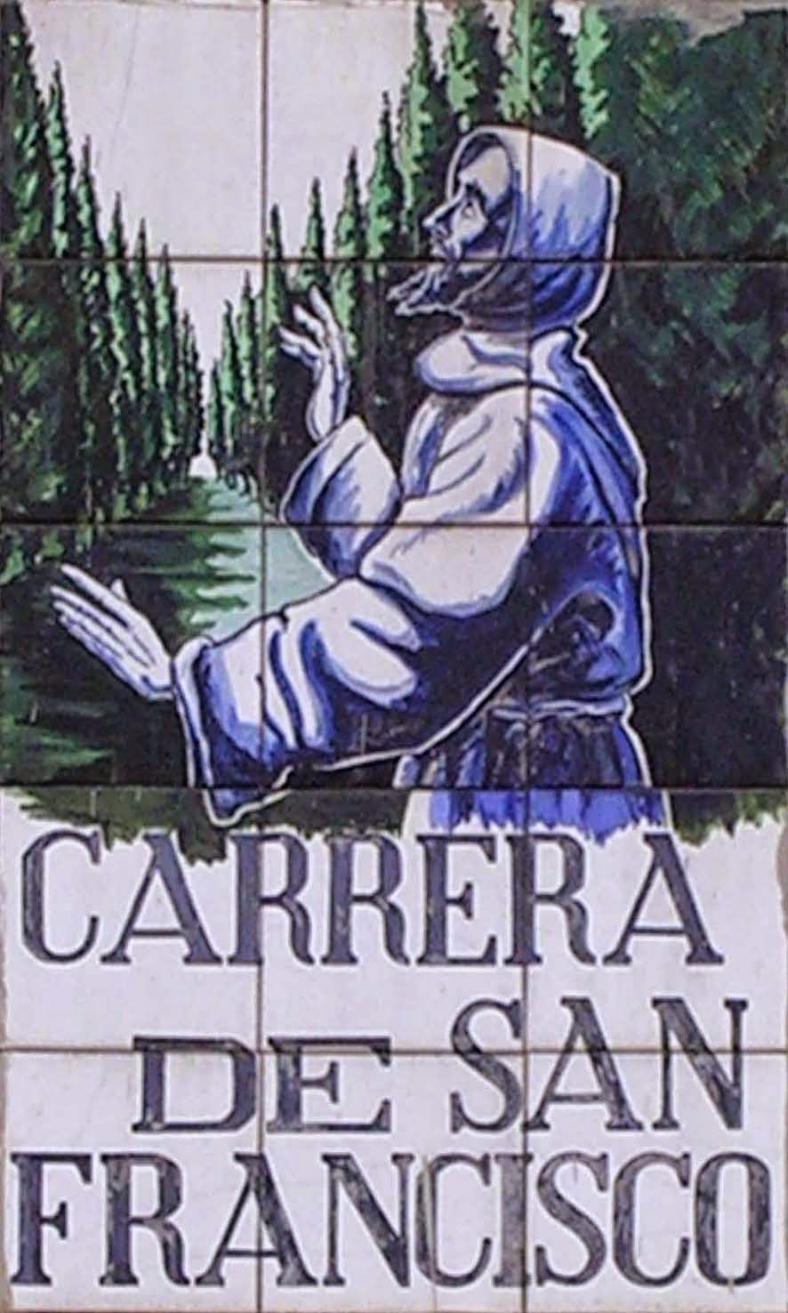 Carrera de San Francisco