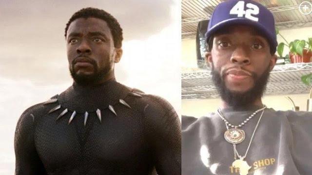Chadwick Boseman, Pemeran Black Panther, Meninggal Dunia