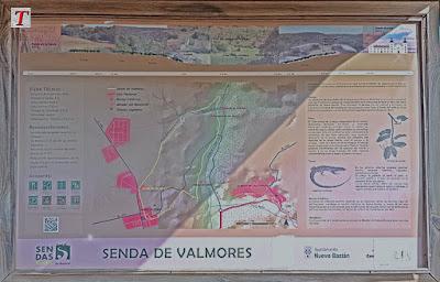 De Nuevo Baztán a Olmeda de las Fuentes por la senda Valmores