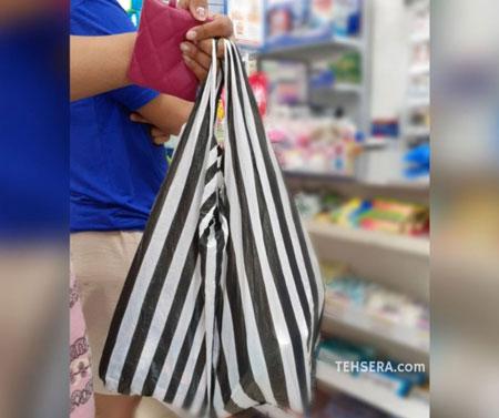 bijak menggunakan kantong plastik sekali pakai