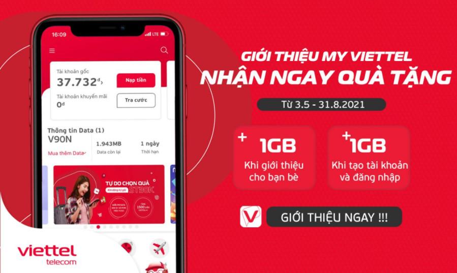 Nhận 4G miễn phí Viettel 2021