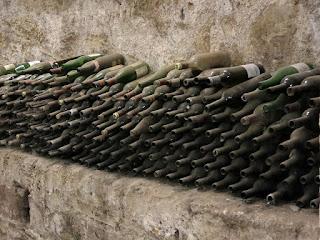 blog vin beaux-vins le vin doit couché