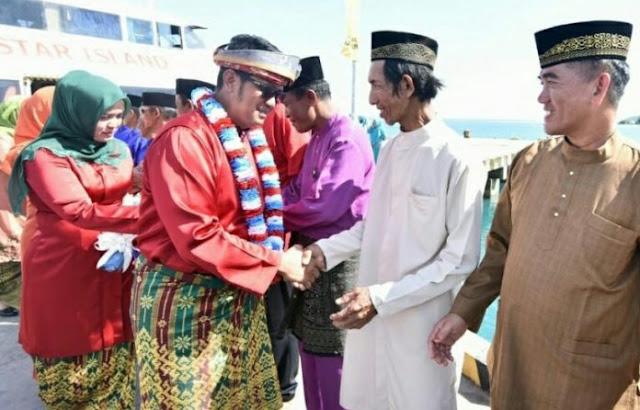 Pemkab Bintan Siapkan mudik Gratis ke Tambelan