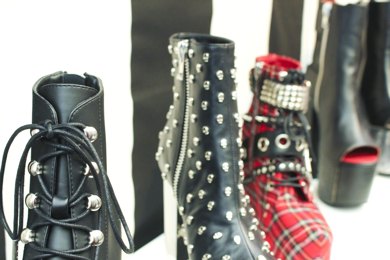 Alternative Style Blogger Foxxtailz LondonEdge