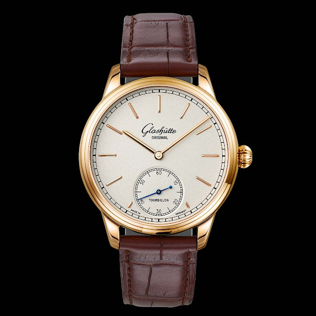 Glashütte Original Alfred Helwig Tourbillon 1920 Limited Edition