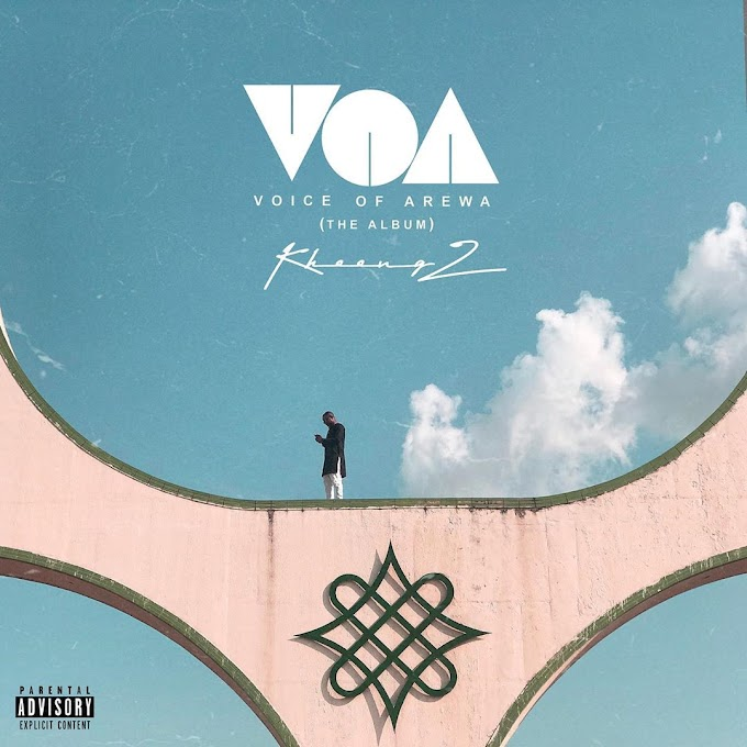 ALBUM: Kheengz - VOA ( The Album )