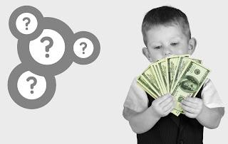 Overspending Kid Questions