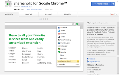 Nofollow Add On Chrome