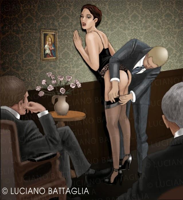 Husband wants wife to spank him
