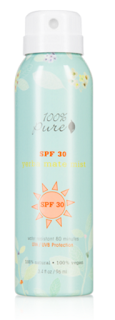 100 Percent Pure Yerba Mate Mist SPF 30 Sunscreen