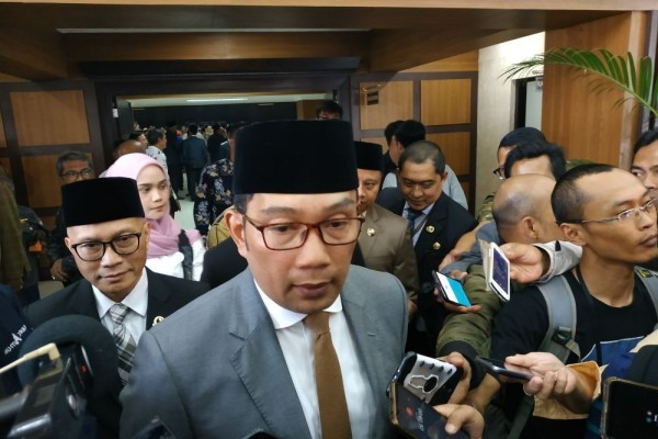 Partai Pengusung Sepakat Ajukan Interpelasi ke Ridwan Kamil