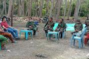 Bupati Basli Ali Apresiasi Semangat Satgas TMMD Ke-111 Selayar