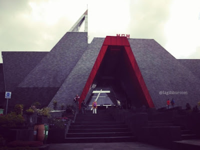 mgm, museum gunung merapi, sleman, yogyakarta