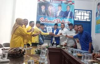 Yutris Can Gandeng Irman Yefri Adang di Pilkada Kota Solok 2020