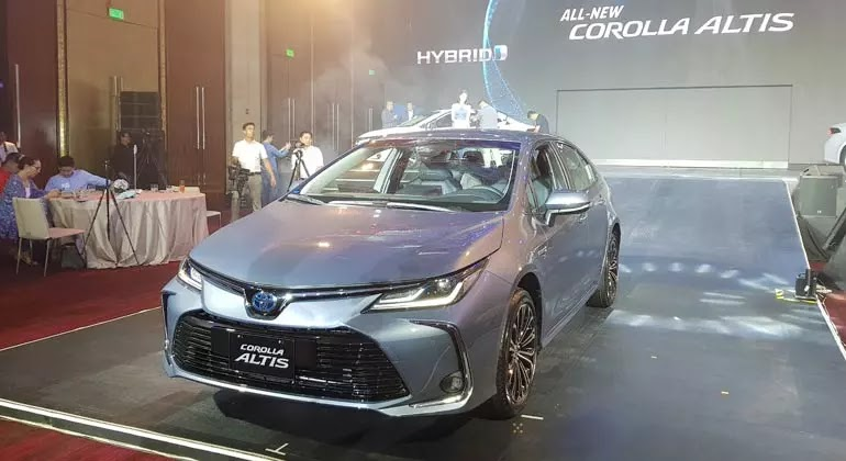 Toyota Hybrid Cars in the Philippines with Big Future
