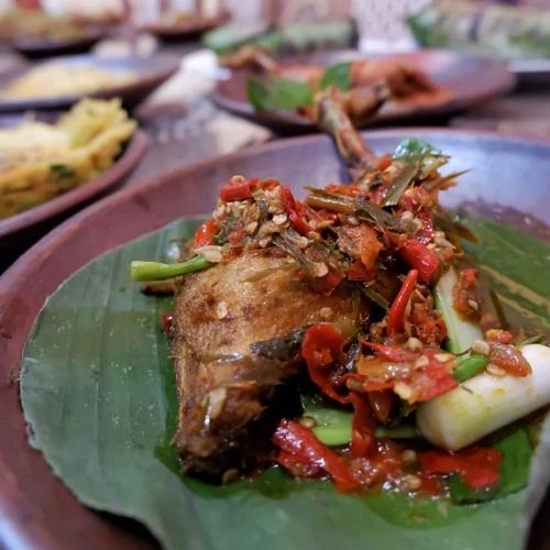 Ayam Cabai Rempah