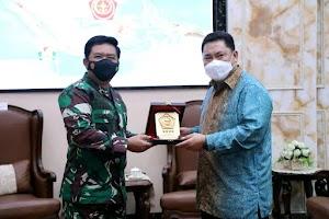 TNI Siap Kerahkan Tiga Matra Dukung BNN Perangi Narkoba