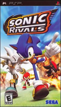 Sonic Rivals [PSP] (ISO - Español) [MEGA]