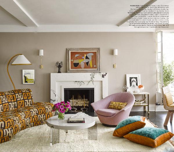 Apartments In Manhattan Beach Ca: Ciao Newport Beach: Marisa Tomei's Manhattan Apartment