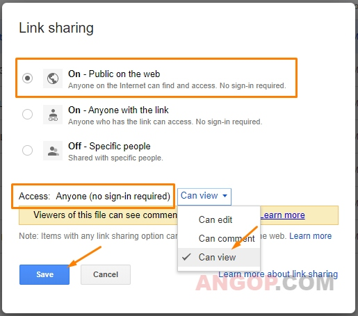 cara-share-file-di-google-drive-android