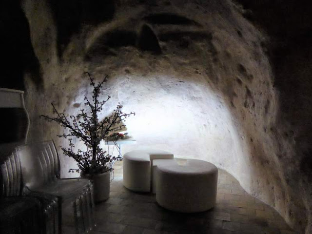 ristorante nei Sassi di Matera