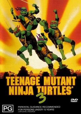 Xem Phim Ninja Rùa 3 - Teenage Mutant Ninja Turtles 3