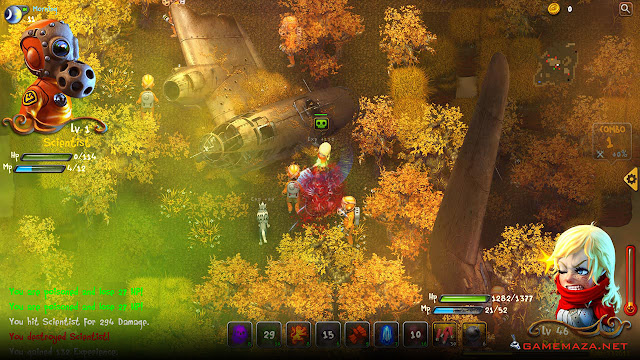 Dragon FIn Soup Gameplay Screenshot 3