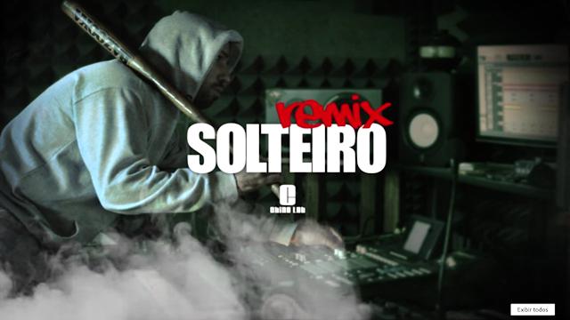 """Ouça o remix da musica """"Solteiro"""" do Orelha Negra em parceria com Sam the Kid, Regula e Hebe"""