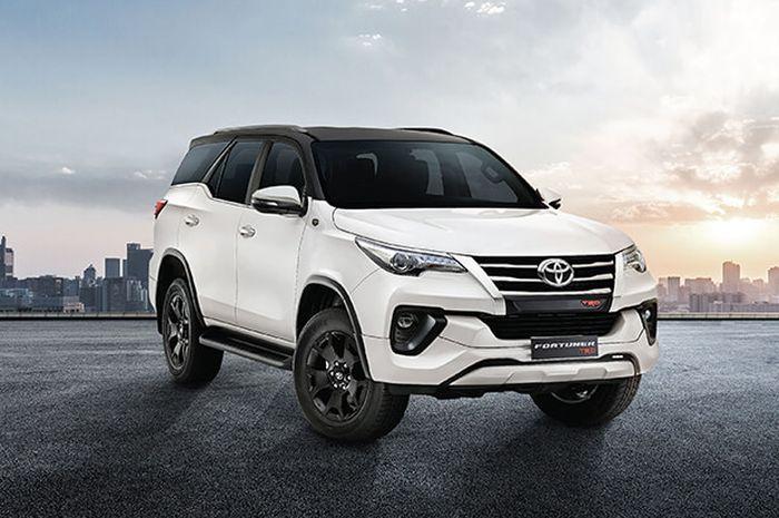 Cek Harga Mobil Toyota Fortuner dan Spesifikasinya