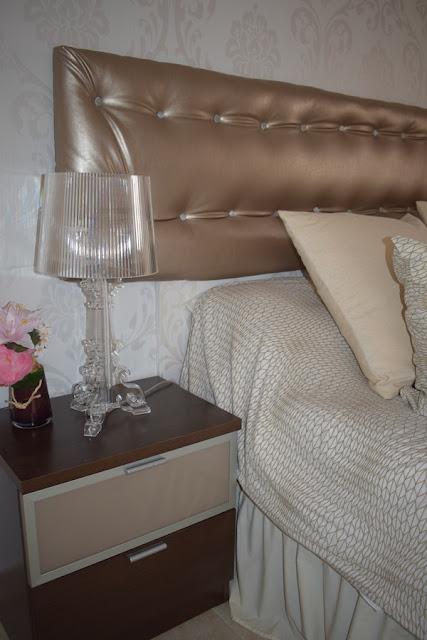Antes y despúes como darle el estilo glamchic a tu dormitorio