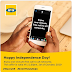MTN giving out free calls to celebrate Nigeria's 59th independence day anniversary