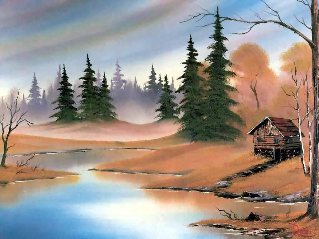 Landscape Oil Painting 2382