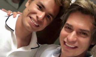 Carlos Baute reconoce públicamente a su hijo y le pide perdón por sus errores
