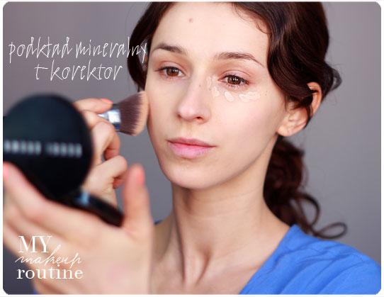 Alina Rose Blog Kosmetyczny My Makeup Routine Czyli Makijaż
