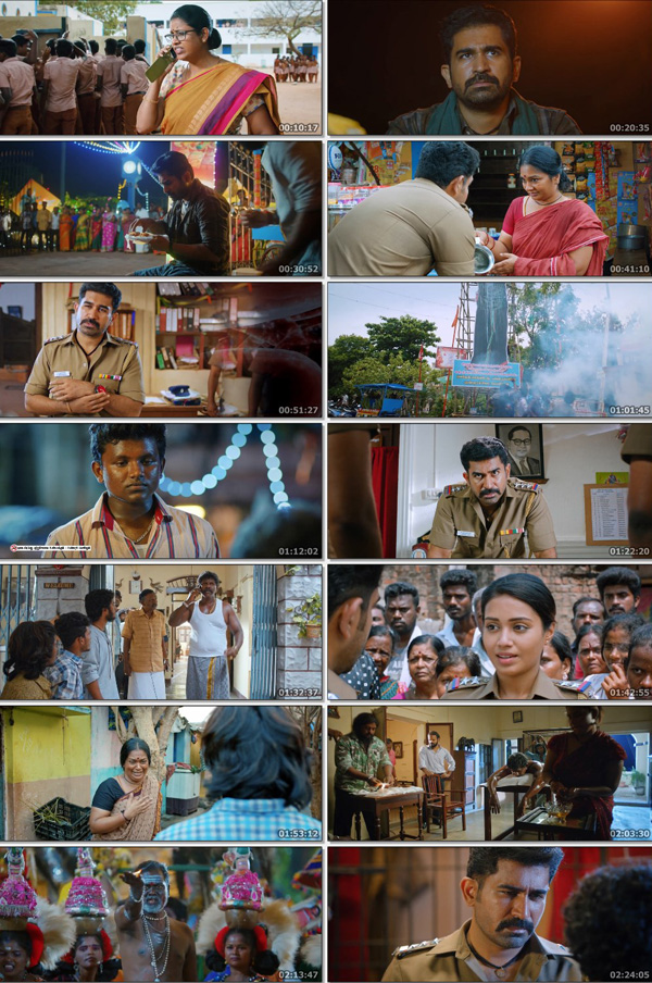 Thimiru Pudichavan (Police Power) 2018 Dual Audio ORG Hindi UNCUT 720p HDRip 1.6GB ESubs 3