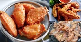 สูตรลับไก่ทอดน้ำปลา  ทอดอย่างไรให้สีสวยหนังกรอบไม่เละ ทำง่ายๆ รสชาติเด็ด